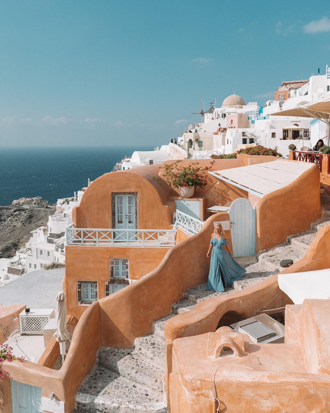 beautiful spots in Santorini