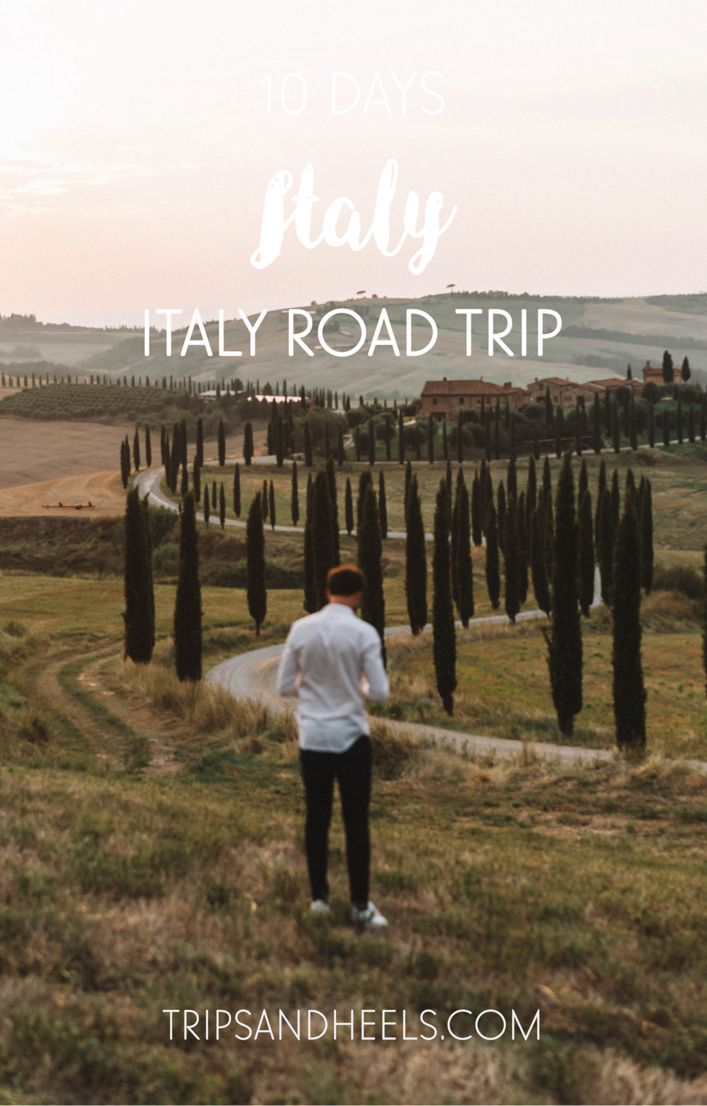 10 days Italy road trip