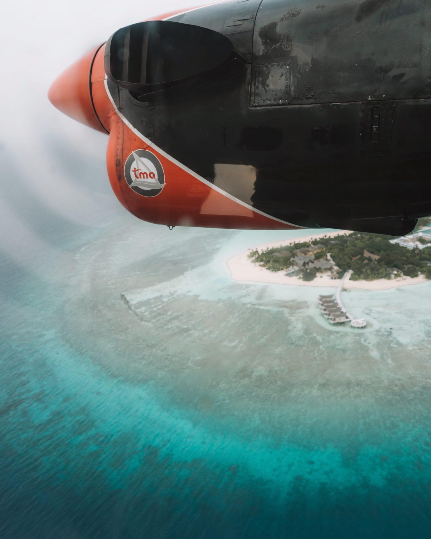 Hydravion Maldives idées de voyage