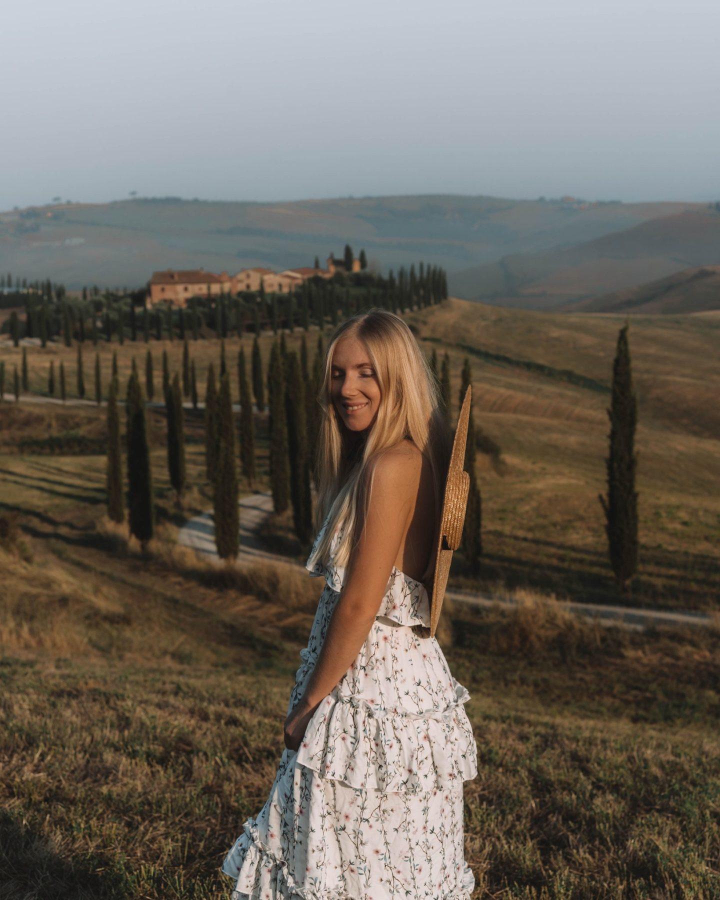 Toscane Italie Idée de voyage