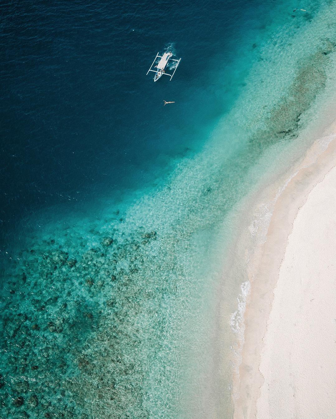Gili Meno proche de Bali