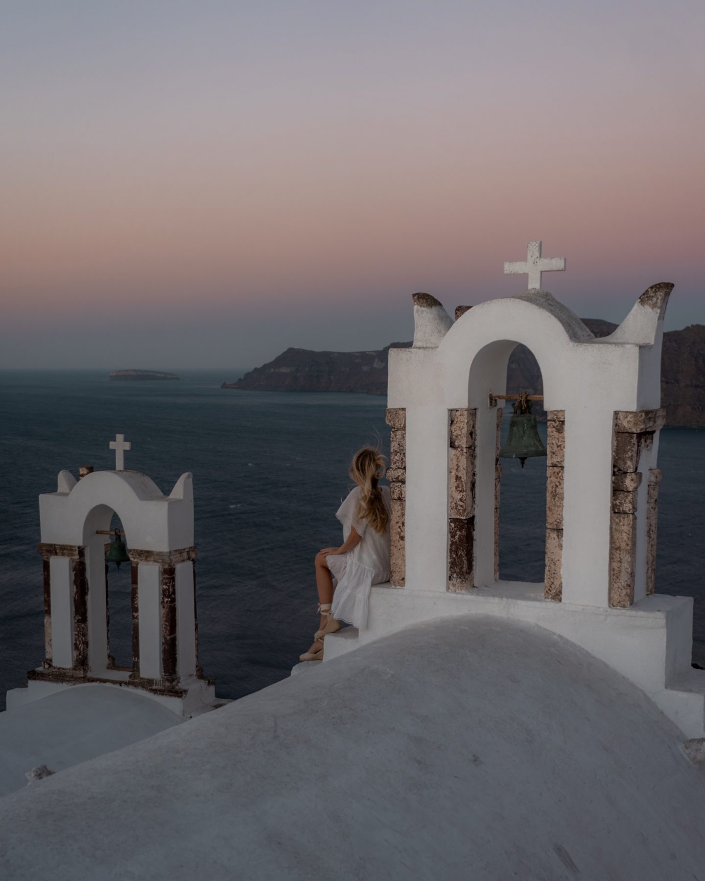 Santorini Oia, Imerovigli and Thira